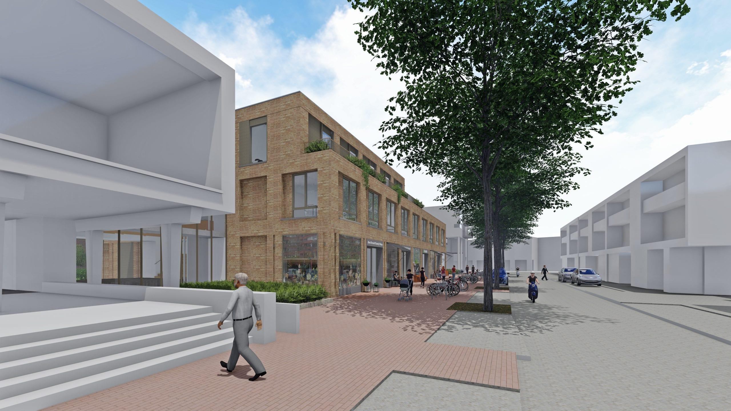 Nieuwbouw Gemeentehuis Son en Breugel