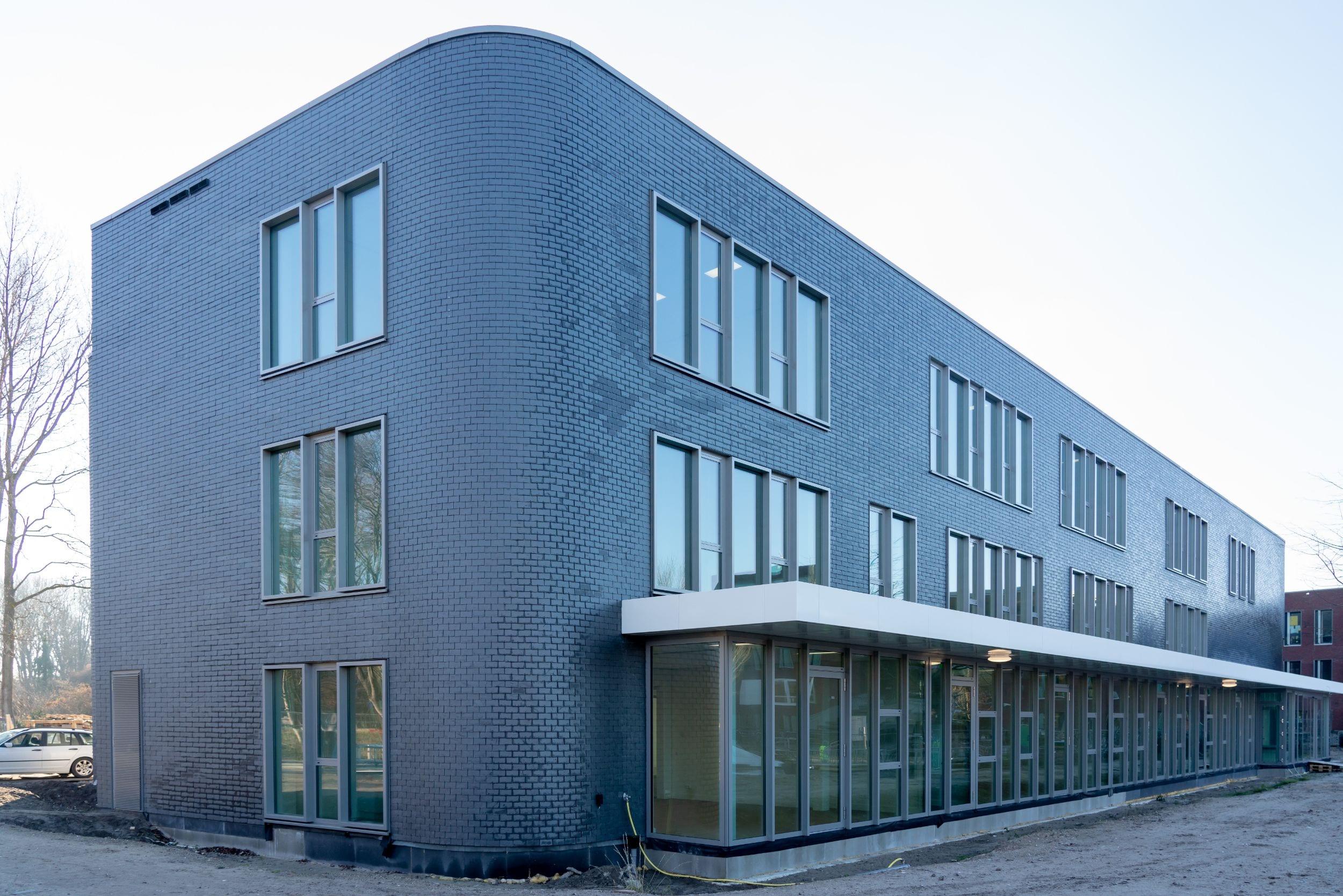 Nieuwbouw Int. School of The Hague