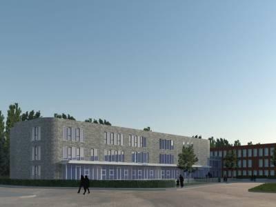 Uitbreiding school ISH te Den Haag