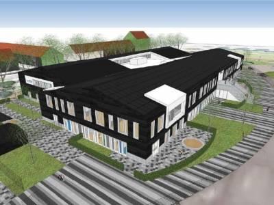 Nieuwbouw MFA Kreekrijk te Zaanstad