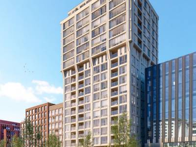 Nieuwbouw 233 woningen S-West te Eindhoven